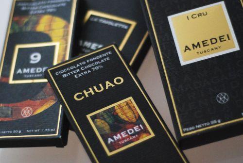 Rodzina czekolad Amedei