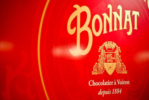 Chocolat Bonnat - zdjęcie wykonał Evert-Jean de Kort