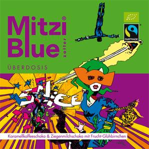 Zotter Mitzi Blue Przedawkowanie - opakowanie