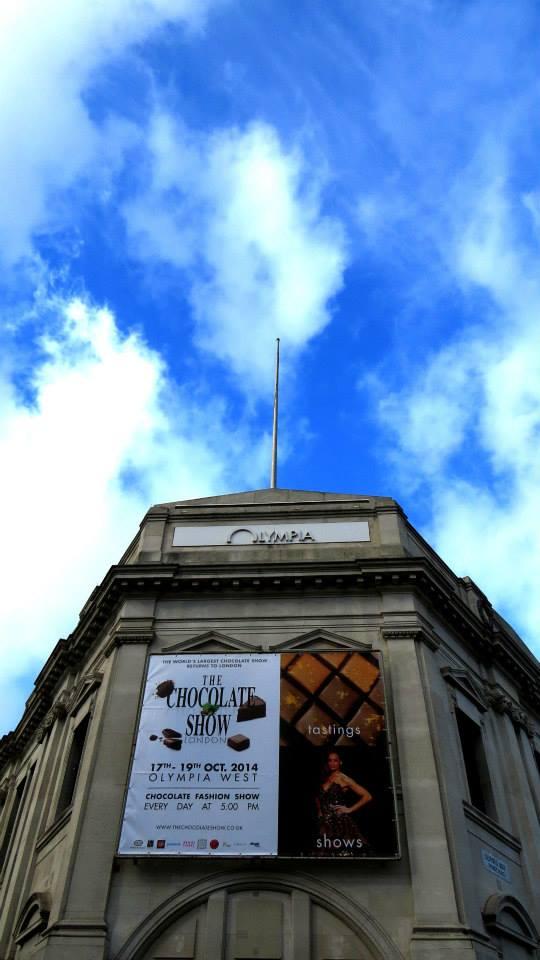 Chocolate Show 2014 - Olympia - Londyn